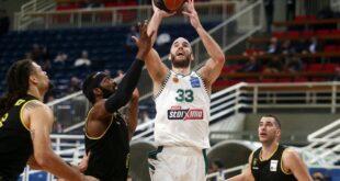 Basket League: Οριστικό το -6 στον Παναθηναϊκό, με Ολυμπιακό στα πλέι οφ