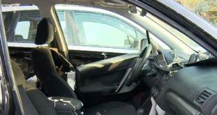 Αρκούδα κλείστηκε σε Subaru και το κατέστρεψε (+video)