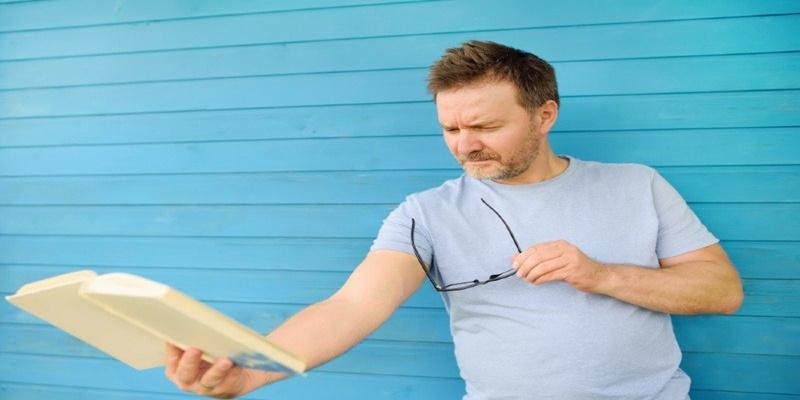 Τα 4 συμπτώματα της πρεσβυωπίας και πώς αντιμετωπίζεται 19