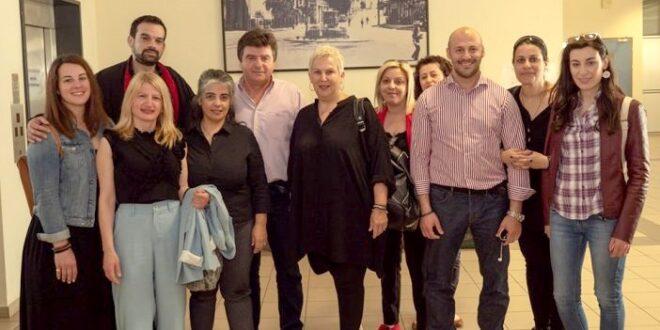 Μαρία Οικονομάκου: Επίσκεψη στην Δ.Ο.Υ. Καλαμάτας!