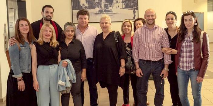Μαρία Οικονομάκου: Επίσκεψη στην Δ.Ο.Υ. Καλαμάτας! 1