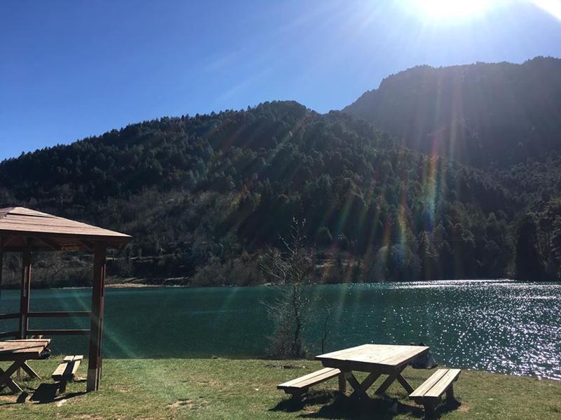 Λίμνη Τσιβλού, ένα στολίδι της φύσης