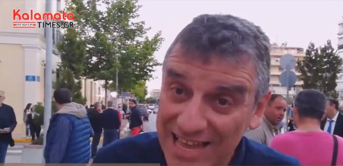 Σωτήρης Γεωργούντζος θα «τρελαθώ» αν βγει δήμαρχος Καλαμάτας… (video) 25