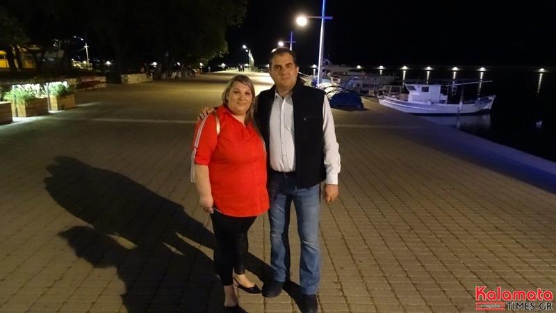 Θανάσης Βασιλόπουλος - Κωνσταντίνα Πολυμενέα