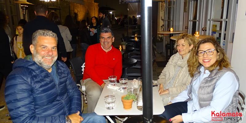 Γιώργος Λαζαρίδης και Κώστας Ανδριανόπουλος στο Ιστορικό κέντρο Καλαμάτας 34