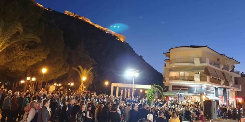 Παναγιώτης Νικας: Πλήθος κόσμου στην προεκλογική ομιλία του σε Ναύπλιο και Αργολίδα 9