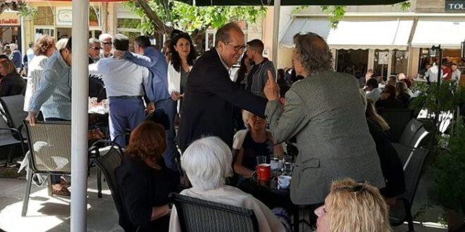 """Παναγιώτης Νίκας """"Πρωτοβουλία για την Πελοπόννησο"""""""