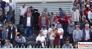 Δέσμευση Κουκούτση σε περίπτωση εκλογής του, ο Δήμος να αναλάβει την ποδοσφαιρική ομάδα της «Καλαμάτας»!