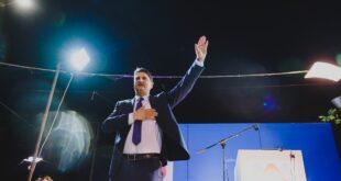 Δήμαρχος Μεσσήνης ο Γιώργος Αθανασόπουλος