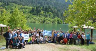 Ο Ευκλής στην Λίμνη Τσιβλού