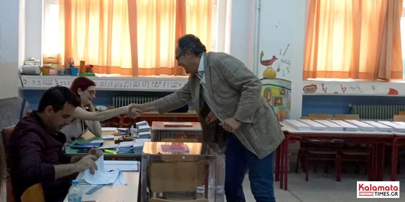 Β. Κοσμόπουλος: Ευχαριστώ όλους τους φίλους του Δήμου Καλαμάτας, για την στήριξη και την εμπιστοσύνη τους 7