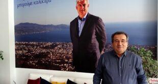 Ο καρδιολόγος Γιώργος Σωφρονάς είναι υποψήφιος Δημοτικός Σύμβουλος με τον «Πρότυπο Δήμο»