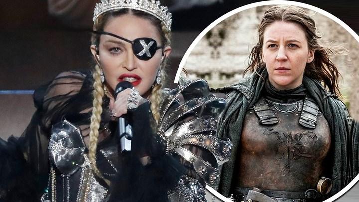 Το twitter τρολάρει την Μαντόνα για την εμπνευσμένη από... Game of Thrones εμφάνιση - ΦΩΤΟ - ΒΙΝΤΕΟ 4