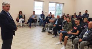 Πρότυπος Δήμος - Βασίλης Τζαμουράνης