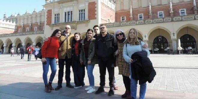 Το Μουσικό Σχολείο Καλαμάτας στην Πολωνία με το erasmus