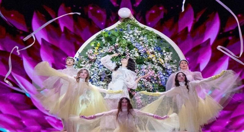 Eurovision 2019: Δείτε την εμφάνιση της Κατερίνας Ντούσκα για την Ελλάδα 37