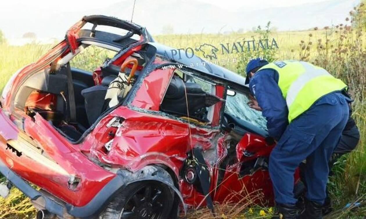 Άργος: Σοβαρό τροχαίο με τραυματίες 37