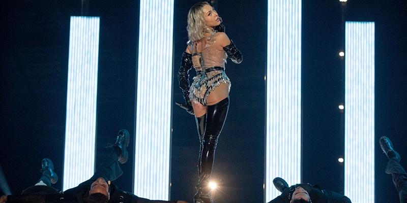 Η πρώτη πρόβα της Τάμτα στη σκηνή της Eurovision (βίντεο) 12
