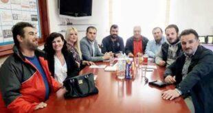 Επίσκεψη της «Δημιουργικής Πρωτοβουλίας» στην ΕΠΣ Μεσσηνίας