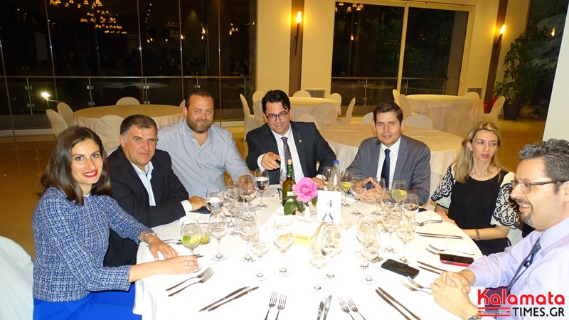 Εκδήλωση για τα 90 χρόνια του rotary club στην Ελλάδα