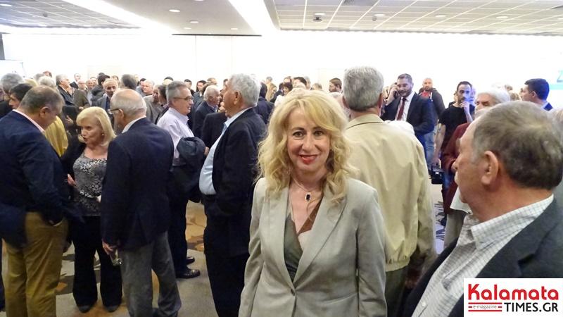 Μεγαλειώδης συγκέντρωση ο Πέτρος Τατούλης στην Αθήνα και στο Divani Caravel 4