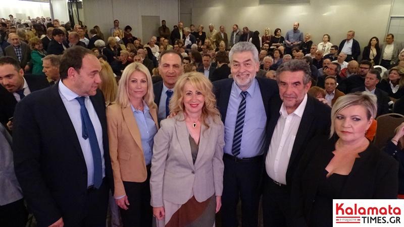 Μεγαλειώδης συγκέντρωση ο Πέτρος Τατούλης στην Αθήνα και στο Divani Caravel 6