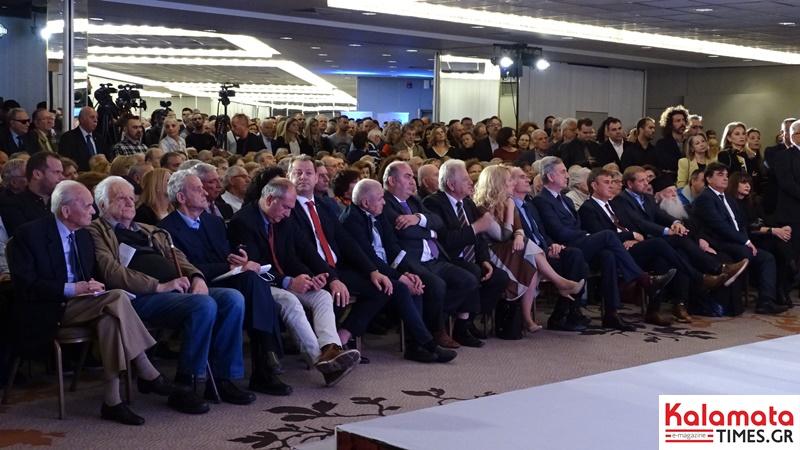 Μεγαλειώδης συγκέντρωση ο Πέτρος Τατούλης στην Αθήνα και στο Divani Caravel 15