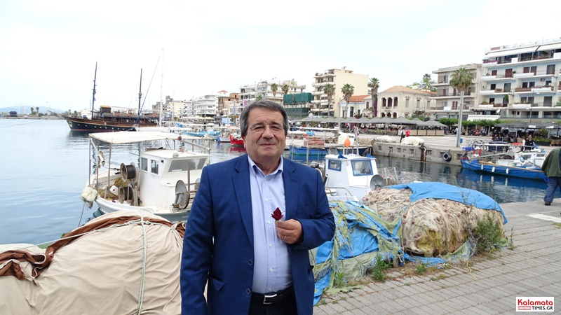 Υποψήφιος Δημοτικό Σύμβουλος Γιώργος Σωφρονάς