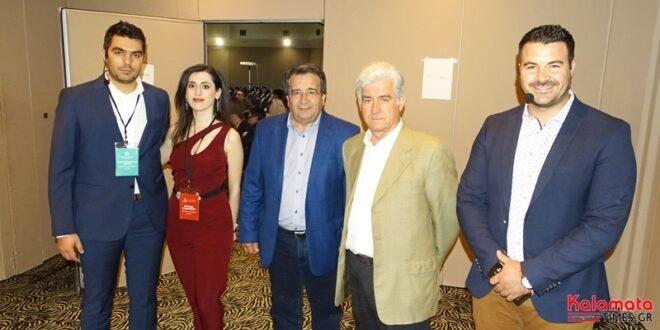 Γιώργος Σωφρονάς με τονΒασίλη Τζαμουράνη