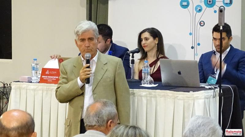 Βασίλης Τζαμουράνης: Οι προτάσεις για την υλοποίηση ενός σύγχρονου και λειτουργικού ψηφιακού δήμου.