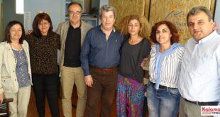 Χρόνια πολλά στον υποψήφιο Δήμαρχο Καλαμάτας Βασίλη Κοσμόπουλο