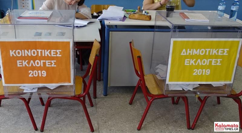 Δημοτικές εκλογές: Ροή αποτελεσμάτων και τελικά αποτελέσματα 44