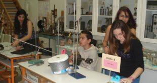 Πειραματικές Επιδείξεις Φυσικών Επιστημών 2019 Μεσσηνίας
