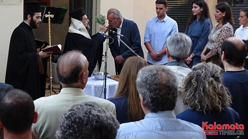 Ο Μιχάλης Αντωνόπουλος εγκαινίασε το εκλογικό του κέντρο 6