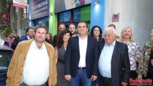 Ο Θανάσης Βασιλόπουλος κατέθεσε τη Δήλωση υποψηφιότητας με 63 υποψηφίους 2