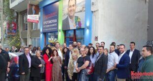 Ο Θανάσης Βασιλόπουλος κατέθεσε τη Δήλωση υποψηφιότητας με 63 υποψηφίους