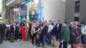 Ο Θανάσης Βασιλόπουλος κατέθεσε τη Δήλωση υποψηφιότητας με 63 υποψηφίους 3