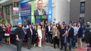 Ο Θανάσης Βασιλόπουλος κατέθεσε τη Δήλωση υποψηφιότητας με 63 υποψηφίους 4