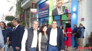 Ο Θανάσης Βασιλόπουλος κατέθεσε τη Δήλωση υποψηφιότητας με 63 υποψηφίους 13