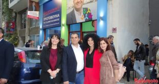 Θανάσης Βασιλόπουλος: Κατατέθηκε ο συνδυασμός, αναλυτικά οι υποψήφιοι