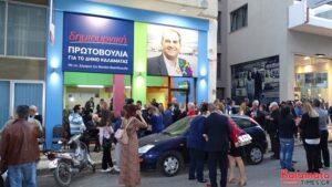 Ο Θανάσης Βασιλόπουλος κατέθεσε τη Δήλωση υποψηφιότητας με 63 υποψηφίους 15