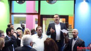 Ο Θανάσης Βασιλόπουλος κατέθεσε τη Δήλωση υποψηφιότητας με 63 υποψηφίους 19