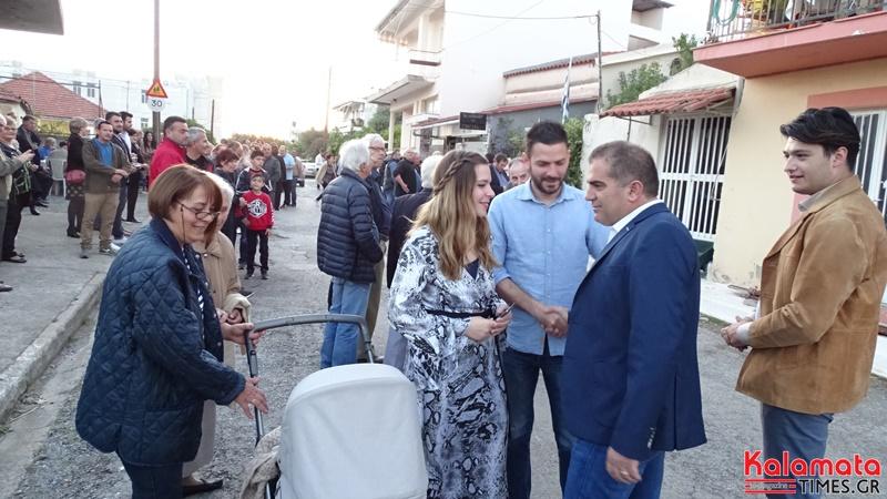 Θανάσης Βασιλόπουλος - Σωτήρης Κριτσωτακης - Τανια Τσαουση