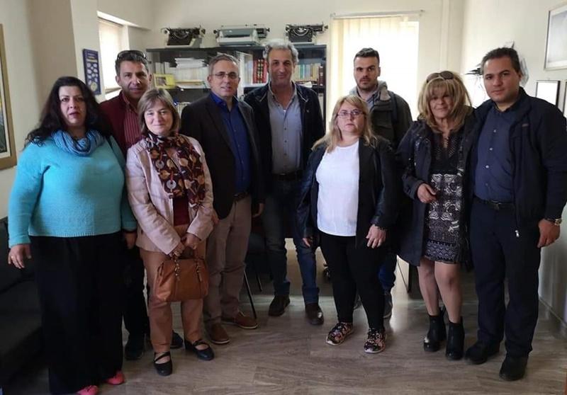 «Ανοιχτός Δήμος- Ενεργοί Πολίτες» Επίσκεψη στο Δασαρχείο Καλαμάτας και την Διεύθυνση Δασών Μεσσηνίας