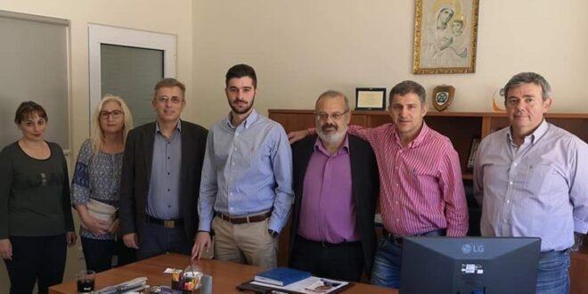 Επίσκεψη  Ανοιχτού Δήμου στο Αστικό και το Υπεραστικό ΚΤΕΛ