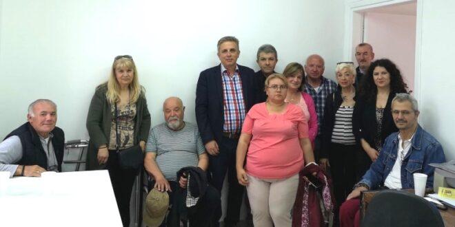 Συνάντηση Ανοιχτού Δήμου με συλλόγους των ΑμεΑ Νομού Μεσσηνίας