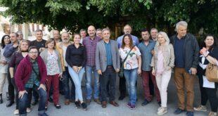 Περιοδεία Μανώλη Μάκαρη και Ανοιχτού Δήμου στα χωριά του ΤΑΥΓΕΤΟΥ