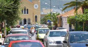 Καλαμάτα: Κυκλοφοριακών προβλημάτων… συνέχεια!