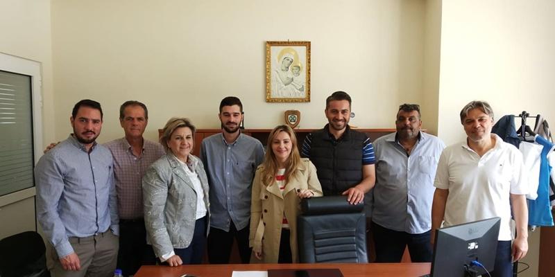 Ελένη Αλειφέρη: Επίσκεψη σε Αστικό και το Υπεραστικό ΚΤΕΛ Μεσσηνίας 17