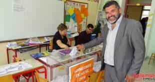 Οι Οικολόγοι Πράσινοι στηρίζουν Μανώλη Μάκαρη και «Ανοιχτό Δήμο»